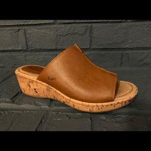 Women's Boc slip-on wedge sandal